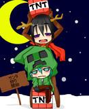 サンタさんへ、ぼくはクリスマスプレゼントにPSvitaと3DSと,,,etc