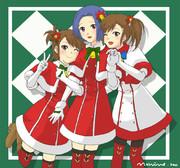 【落書き】クリスマス