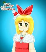 安中さんクリスマスバージョン・2