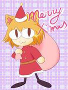 クリスマスカード[ネコアルク]
