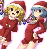 クリスマスカーレッツ