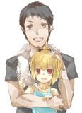 兄「こんな金髪ロリ可愛い妹がいたなんて」