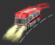救急車かいてみた