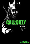 call of duty: burger ops