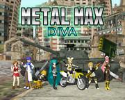 MMDでメタルマックスネタ