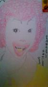 【年賀状】ドナルドを描いてみた。