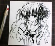 瓜生桜乃 ステッカー