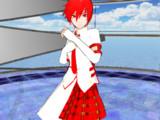 AKAITOにアイドル風衣装着せた ~明けましておめでとうございます~