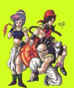 幻のフュージョン戦士達2!!