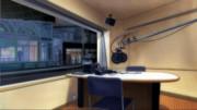 【静画】ラジオ局_夜っぽいもの【アイマス背景素材?】