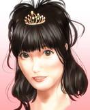 ちゅーりっぷ王国のお姫様