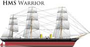 HMS ウォーリア