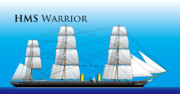 HMS ウォーリア WL