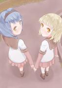 向日葵と櫻子