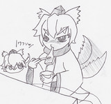 【犬走】もみじモチモチ【モミジ】