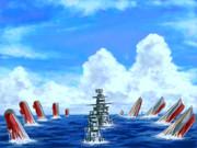 設計班「シンクロナイズド戦艦」 艦長「ぶくく…」