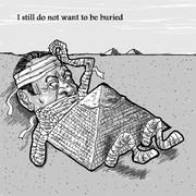 ムバラク前大統領に死刑求刑