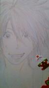 【年賀状】関ジャニの村上君を描いてみた。