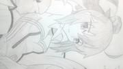 セイバーリリィを描いてみた