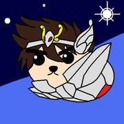 【豆しば】聖闘士星矢 ペガサス星矢(新クロスver)