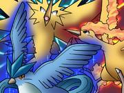 伝説の三鳥