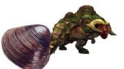 尾蜆竜 シジミタベルク