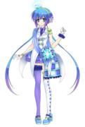 蒼姫ラピスちゃん