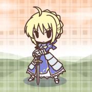 ちっちゃい騎士王ちゃん