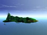 ガルマン・ガミラス大型戦闘艦