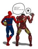 スパイディ&トニー