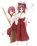 佐倉巫女姉妹