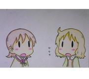 桜井先生「相生さん?あっえーとえ、えーと宿題・・・をですね?」 ゆっこ「ん?絵を描いてました」