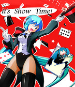 It's Show Time