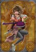 エレンと魔王の斧