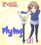 Flying Yui♪