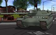 [MMD] 74式戦車ver2