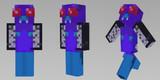 minecraft  バタフリーのスキン サンプル