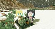 【Minecraft】弦巻マキ&結月ゆかり【littleMaidMob】
