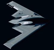 B-2 スピリットを描いてみた