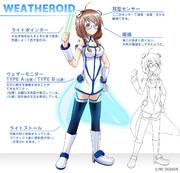 WEATHEROID -NO NAME-