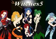 【セラムン】Witches5【愛すべき悪役】