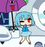 ぷちっと★東方 第二十七「愉快な忘れ傘」
