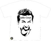 インテルGK ジュリオ・セーザル Tシャツ風