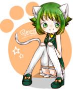 ニャン生のGUMIちゃん