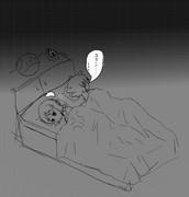 エミリー「夫の寝言に耐える日々を‥‥強いられているんだ!」