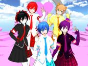 KAITO&亜種でアイドルグループみたいなの作った