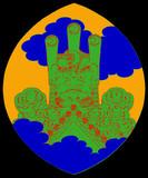世界一の鬼瓦の散華〜念佛宗(念仏宗無量寿寺)総本山 佛教之王堂 仏教美術