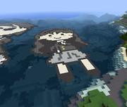 デフォルメ森島先輩@Minecraft