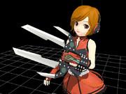 【配布】あの、すげぇナイフ(笑)