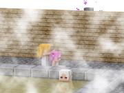 【Minecraft】お風呂
